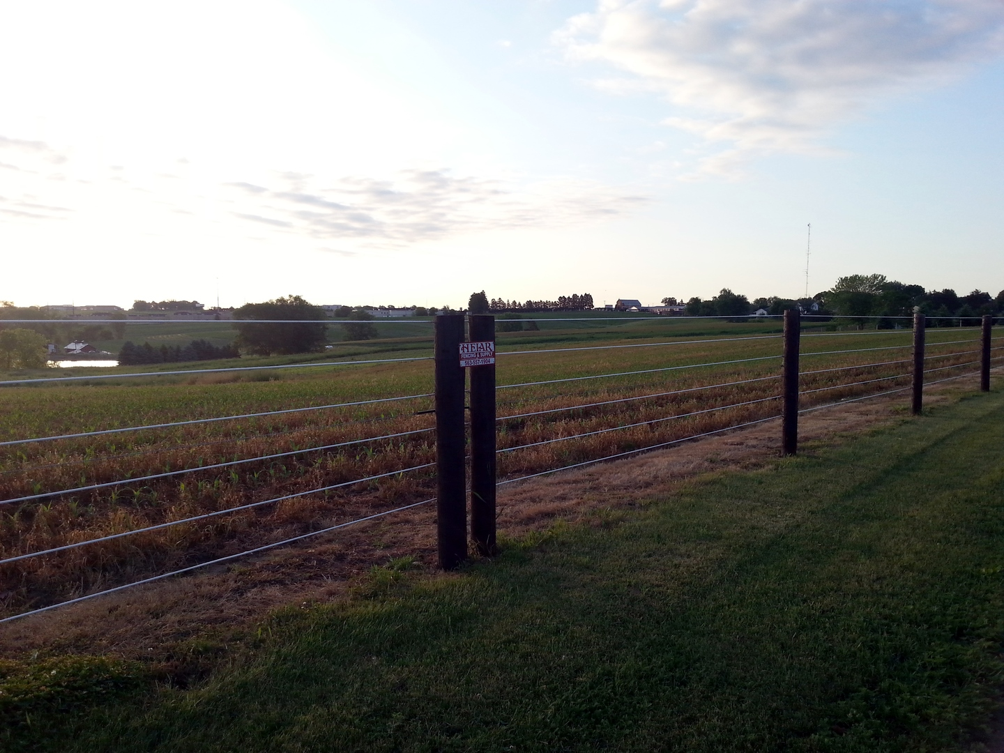 Agricultural Heiar Fencing Inc