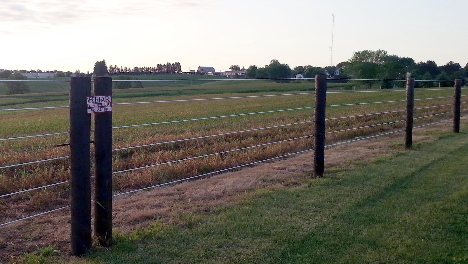 Agricultural Heiar Fencing Inc