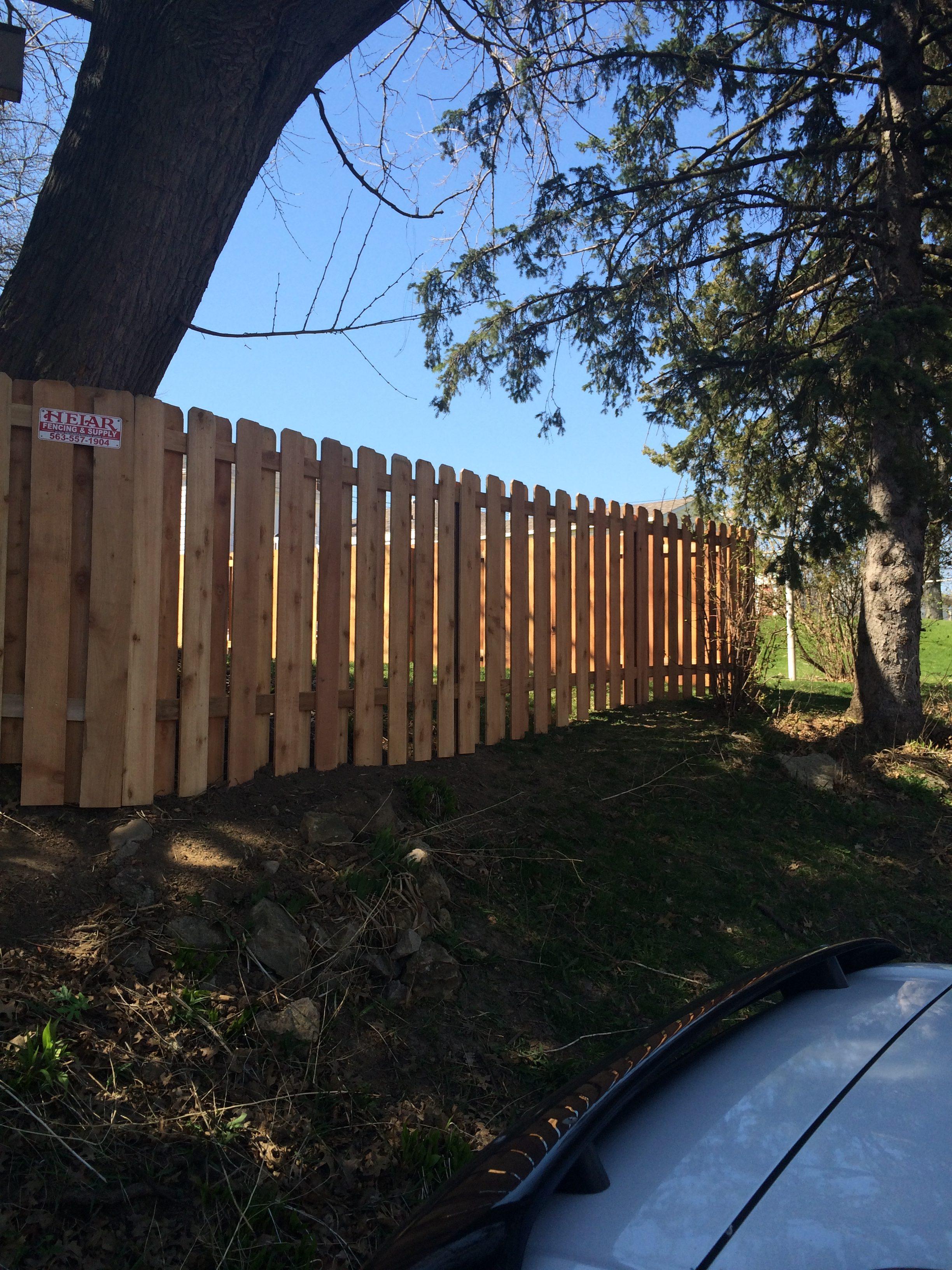 Wood Heiar Fencing Inc